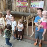 My kids with their cousins, Caleb, Alana, Ethan, and Corban