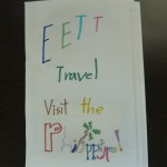 Elijah's Travel Brochure for Philippine Landmarks