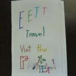 Elijah's Travel Brochure for Philippine Landmarks
